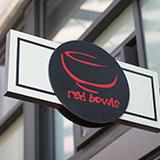 Red Bowls Logo