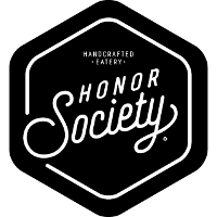 Honor Society Handcrafted Eatery (16th St) Logo