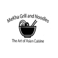 Mekha Grill Logo