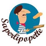 Saperlipopette! Logo