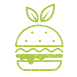 Plow Burger Logo