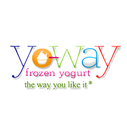 YoWay Frozen Yogurt Logo