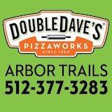 DoubleDave's Pizzaworks (William Cannon) Logo