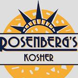Rosenberg's Kosher Logo
