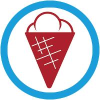 Subzero Ice cream & Yogurt Logo