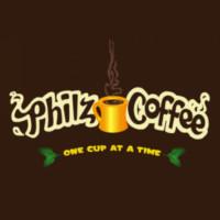 Philz Coffee Pop-up Shop (Adams Morgan) Logo