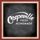 Crepeville Logo
