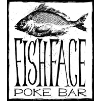 Fish Face Poke Bar Logo