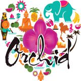Orchid Thai Restaurant & Bar Logo