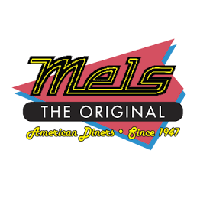The Original Mels (3000 J St, Sacramento) Logo