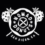Nomad Donuts (University Ave) Logo
