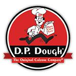 D.P. Dough Logo