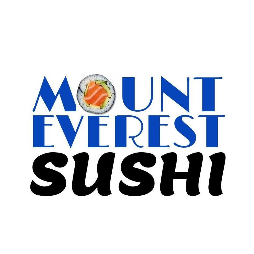 Mount Everest Sushi Logo