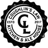 Coughlin's Law Kitchen and Ale House Logo