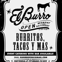 El Burro Dos Logo