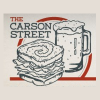 Carson Street Deli & Craft Beer Bar Logo