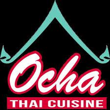 Ocha Thai Restuarant Logo