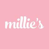 Millie's Homemade Ice Cream - Forbes Ave Logo