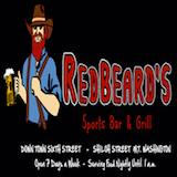 RedBeards on Sixth Logo
