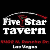 Five Star Tavern Logo