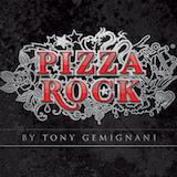 Pizza Rock - Las Vegas Logo