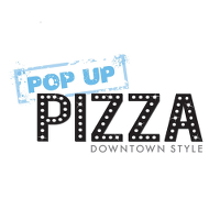 Pop Up Pizza Logo