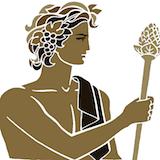 Dionysos Restaurant - Ditmars Steinway Logo