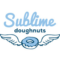 Sublime Doughnuts (10th St.) Logo