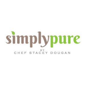 Simply Pure by Chef Stacey Dougan Logo