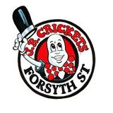 The Original J.R. Crickets  Logo