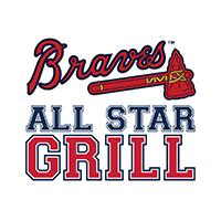 Atlanta Braves All-Star Grill Logo