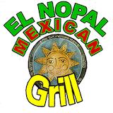 El Nopal Mexican Grill Logo