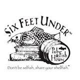 Six Feet Under Pub & Fish House (Grant Park) Logo