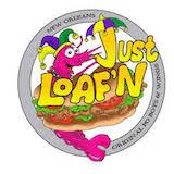 Just Loaf'n Logo