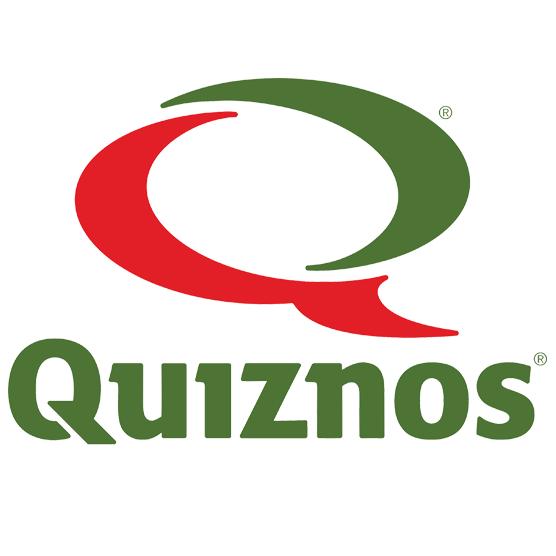 Quiznos - Peachtree Street Logo