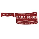 Bada Bings Bourbon, Beer & Burgers Logo