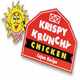 Krispy Krunchy Kitchen (Memorial Drive) Logo
