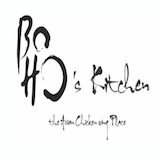 BOHO's Kitchen Logo