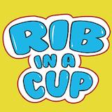 Rib In A Cup Logo