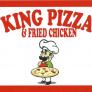 King Pizza & Fried Chicken Logo