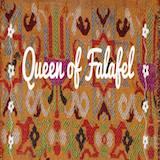 Queen of Falafel Logo