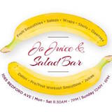 Jo Juice and Salad Bar Logo