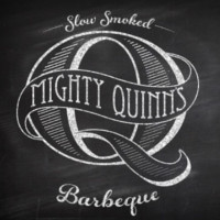 Mighty Quinn's Barbeque - Crown Heights Logo