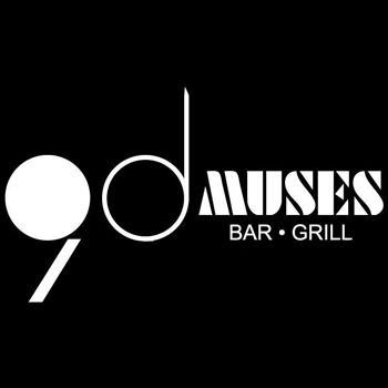 9 Muses Bar & Grill Logo