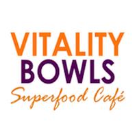 Vitality Bowls - Downtown Sunnyvale Logo