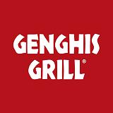 Genghis Grill Addison Logo