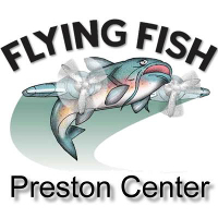 Flying Fish - Preston Center Logo
