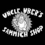 Uncle Uber's Sammich Shop Logo