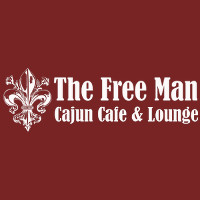 The Free Man Cajun Cafe & Lounge Logo