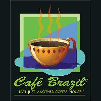 Cafe Brazil - Bishop Arts Logo